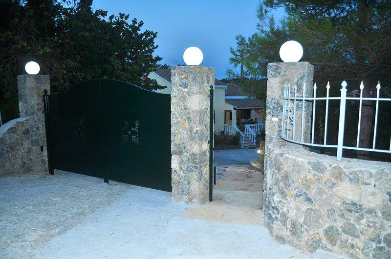 Holiday house maria in Pelekas Corfu, vakantiewoning in Pelekas