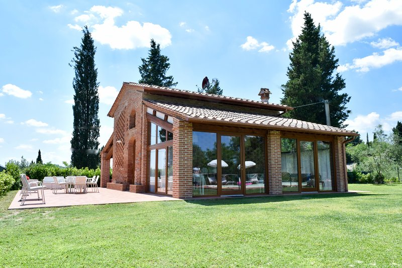 IL NOCE, vakantiewoning in San Miniato
