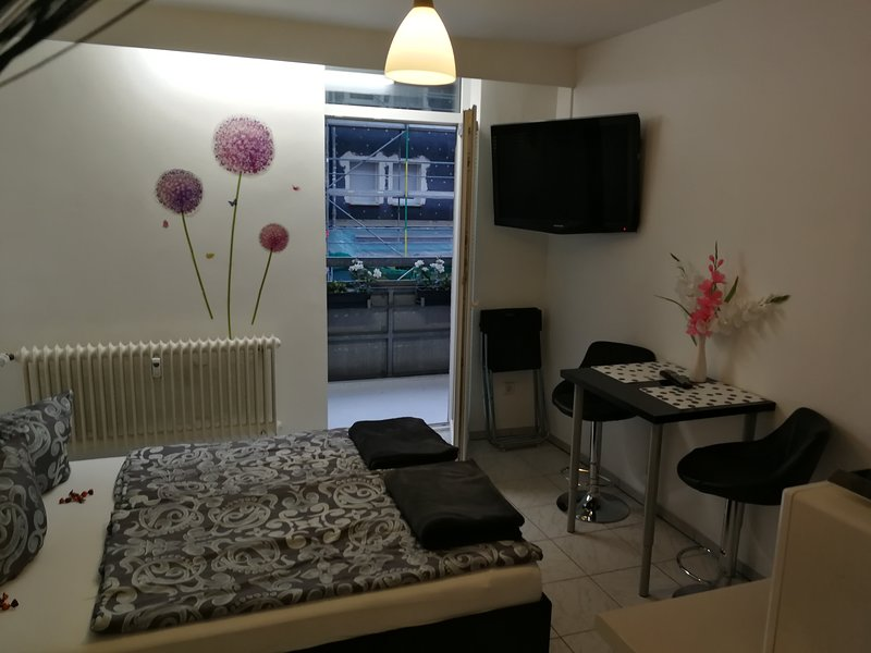 1 Zimmer Apartment Klein aber Fein, location de vacances à Fuerth
