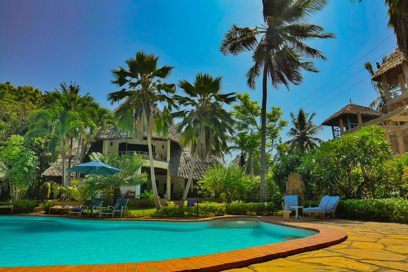 Upani in Diani Holiday Villa in Coast Province, holiday rental in Msambweni