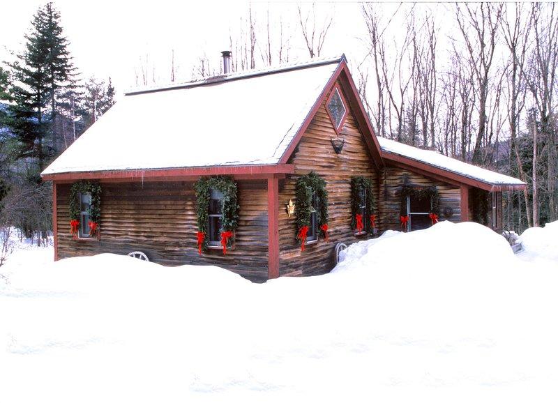 Alquiler de cabina romántica de Vermont