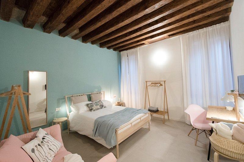 Elegante appartamento porta singola nel cuore di Venezia.