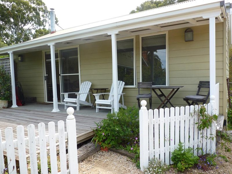 Clovelly Cottage, vacation rental in Metung