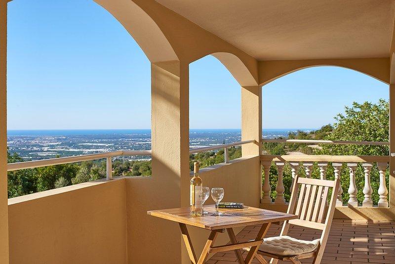 Sitio da Areia Villa Sleeps 6 with Pool Air Con and WiFi - 5604858, alquiler de vacaciones en Azinheiro