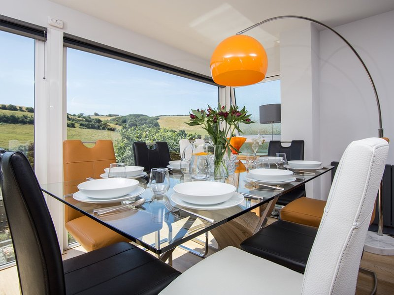 Perfect for that family celebration,as well as taking in the views