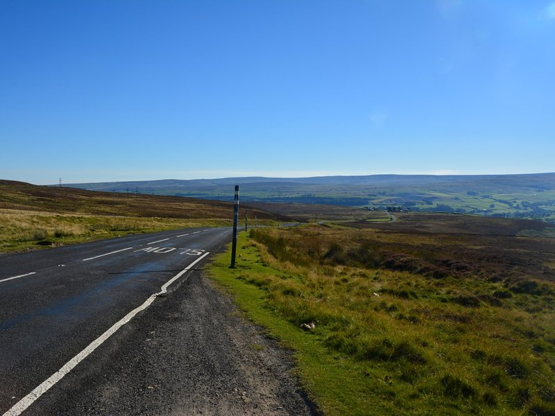 Spectacular unspoilt countryside of the North Pennines nearby