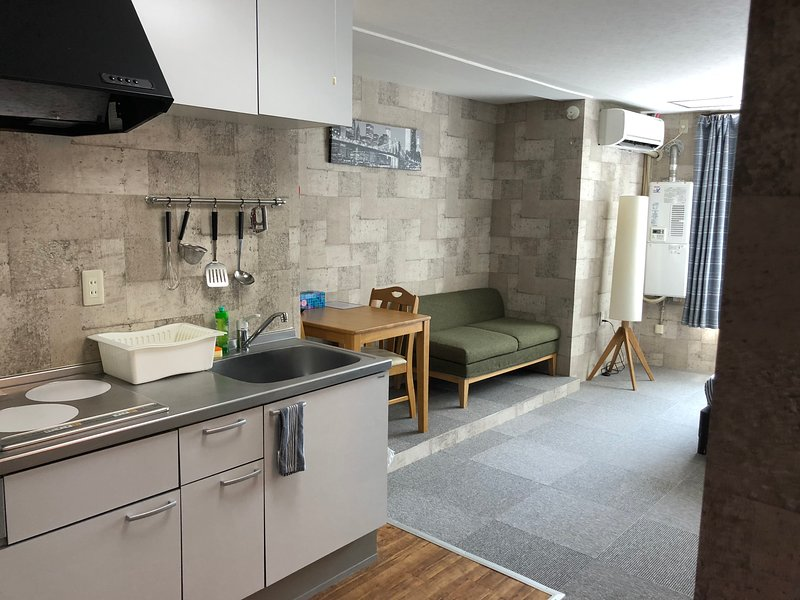 Studio 2/3 adults 203, holiday rental in Namba