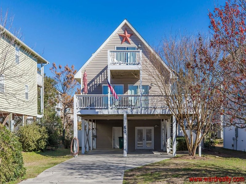 The Sea Urchin, holiday rental in Topsail Island