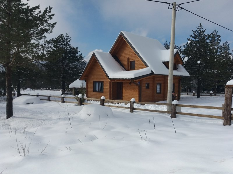 Apartment Plitvice forest 2, vacation rental in Vrelo Korenicko