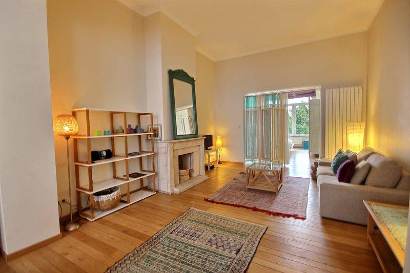 Livourne - Apartment, alquiler de vacaciones en Auderghem