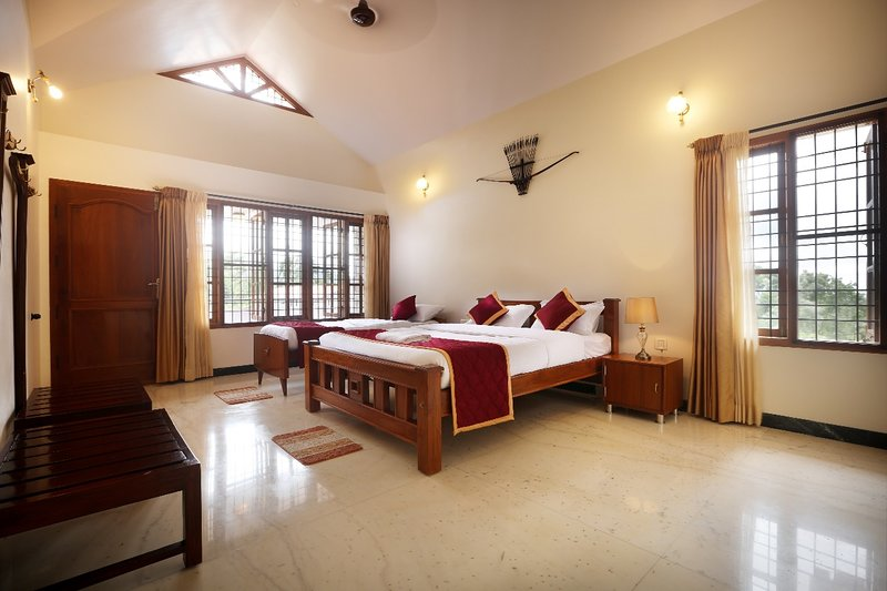 The Cennet Homestay (Bedroom 4), holiday rental in Arasinaguppe