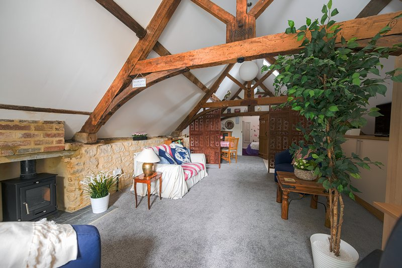 The Butterfly Loft at Stony Stratford, holiday rental in Buckingham