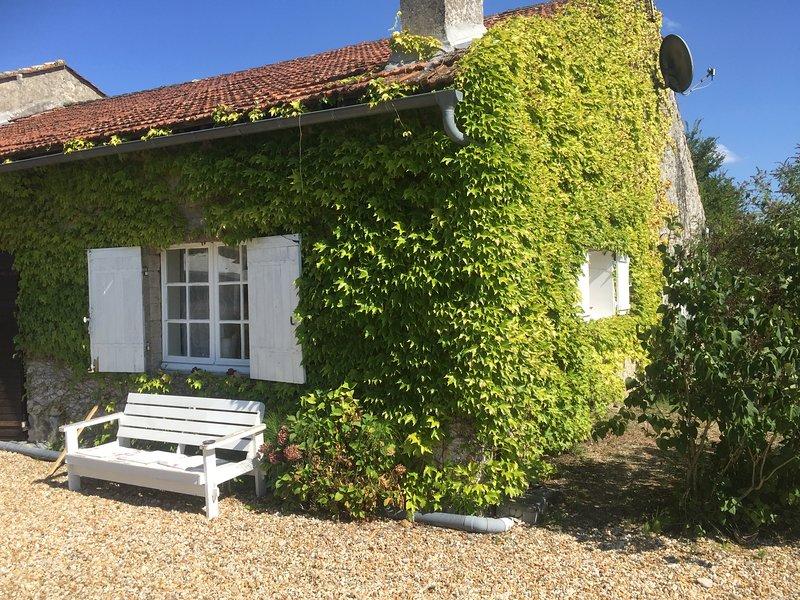Le Barail (near St. Emilion), holiday rental in Saint-Cibard