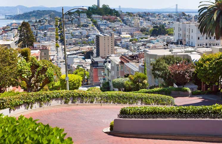 1 BEDROOM WITH MODERN DECORE ON LOMBARD ST IN MARINA, holiday rental in San Francisco