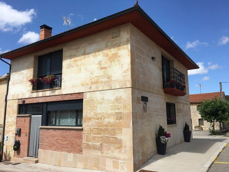 Casa Sixto Rural, casa vacanza a Hacinas