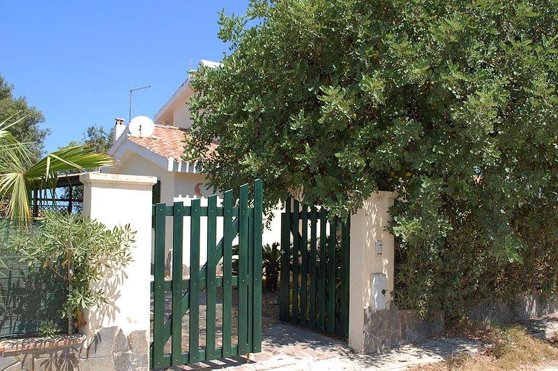 Villa Verde - Spiaggia Le Saline, Calasetta - (IUN: P5299), casa vacanza a Calasetta