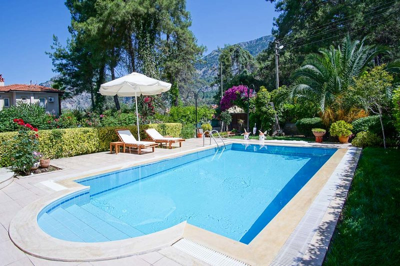 Private Villa at Walking Distance to Town Center, vacation rental in Gocek