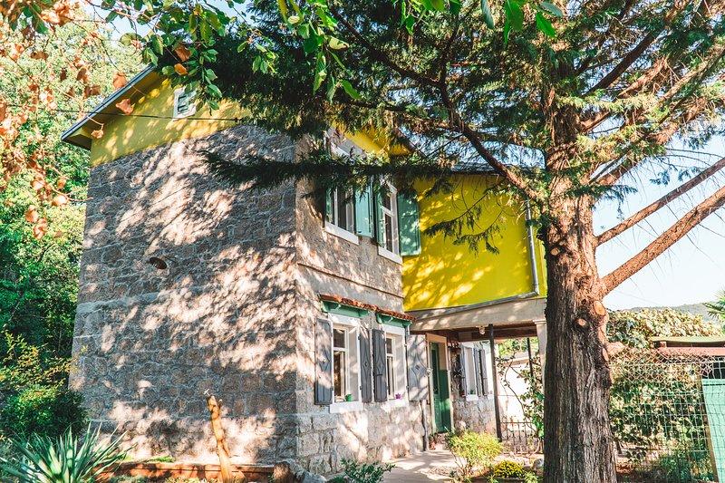 Guest house Trdic, aluguéis de temporada em Lovran
