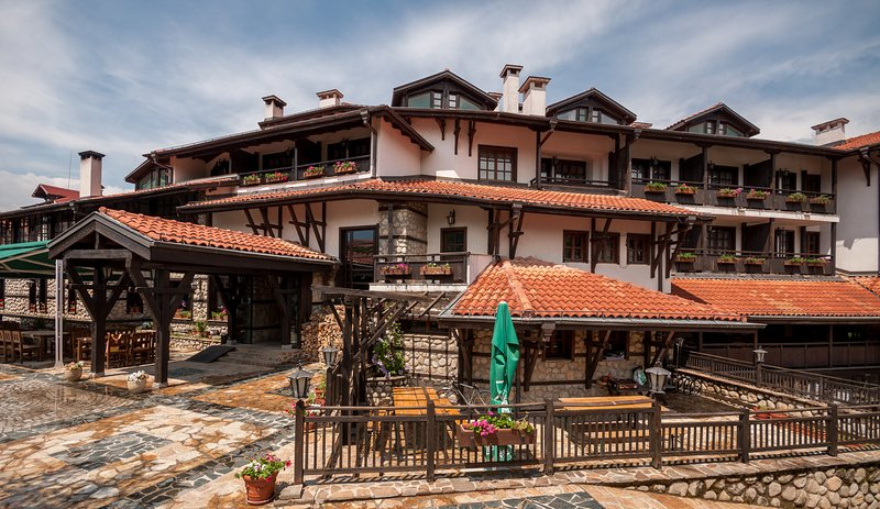 Luxury VIP apartment in SPA Hotel Tanne Bansko, location de vacances à Dobrinishte