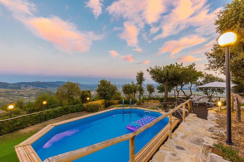 Villa Bastioni, aluguéis de temporada em Monsummano Terme