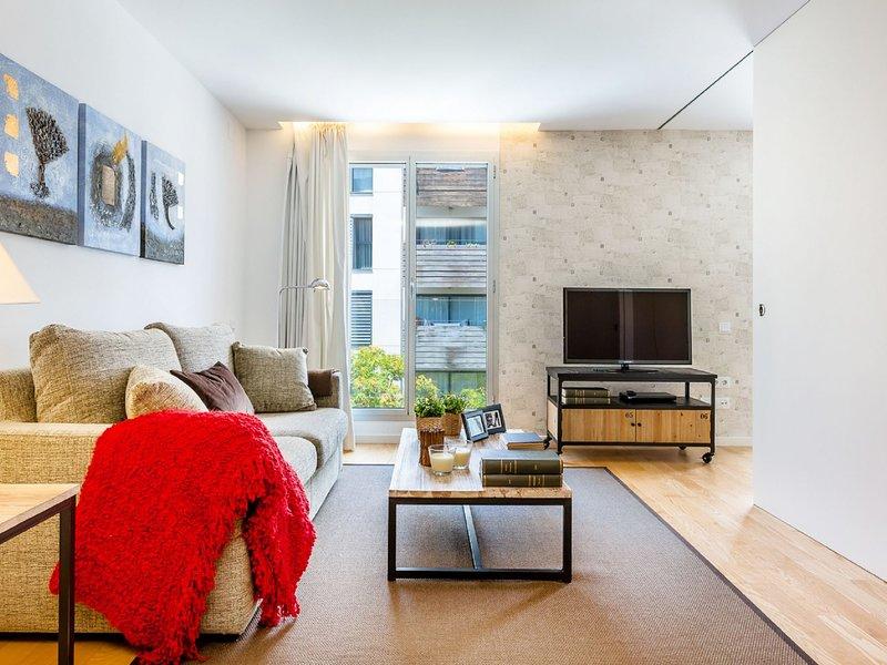 UD Rambla Suites & Pool 26F (1BR), vacation rental in Barcelona