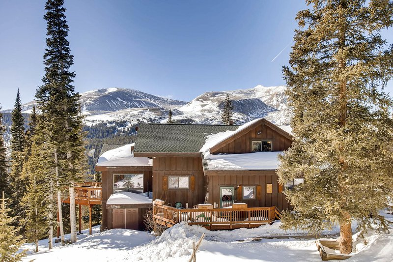 Chalet L' Etoile, holiday rental in Alma