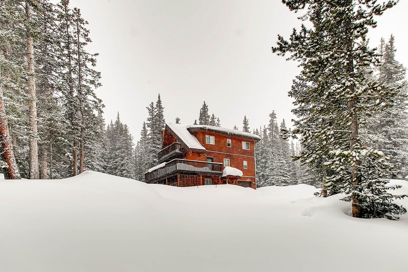 Whispering Pines, holiday rental in Fairplay