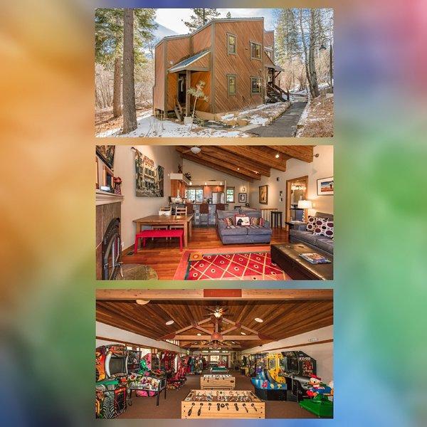 Tahoe Alpenglow Properties- Aspen Grove Chalet at Northstar