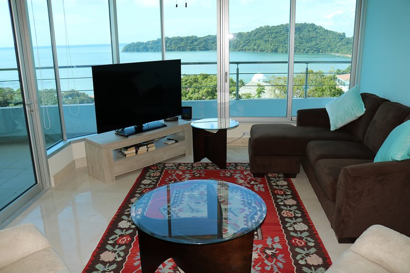 7D - Great Value for Full Ocean View, aluguéis de temporada em Isla Taboga
