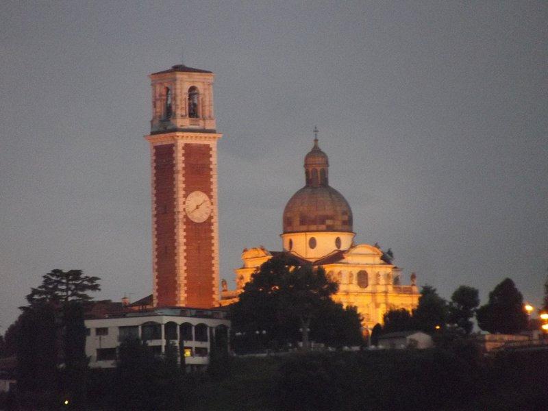 Vicenza 30 mins designer shops & Palladian Splendor
