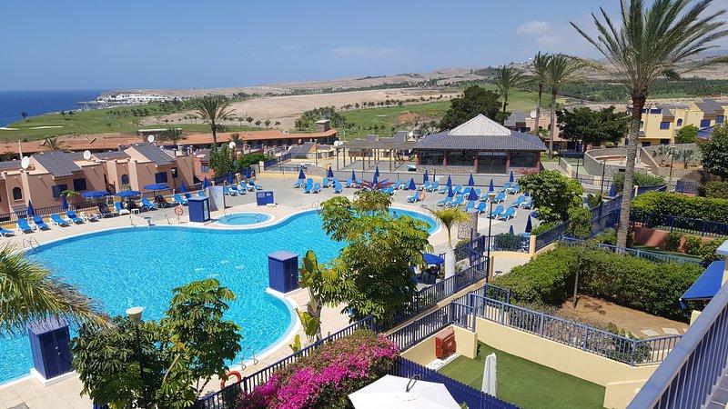 ✮ Travelers Villas Meloneras 113 ✮, holiday rental in Meloneras