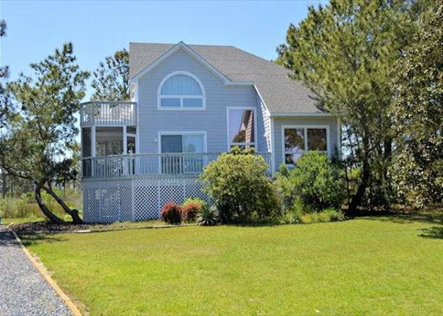 Assateague Breeze - Water View - Water Access, holiday rental in Chincoteague Island