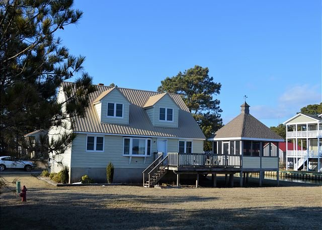 Sunrise - Water Front - Single Family Home, casa vacanza a Greenbackville