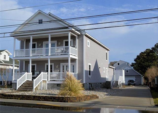 Seas The Day - Water Front - Water Access - Single Family Home, alquiler de vacaciones en Horntown