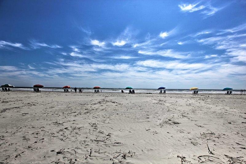 Många lata stranddagar väntar!