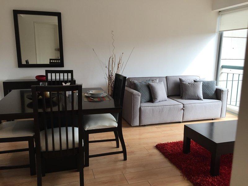 Espectacular Apartamento 2BR 1501 *Santa Fe, holiday rental in Ocoyoacac