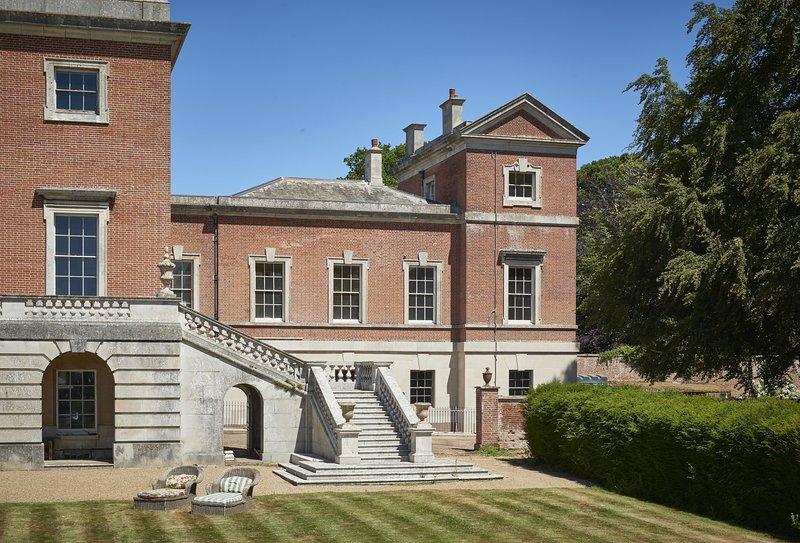 The East Wing (Norfolk), holiday rental in Itteringham
