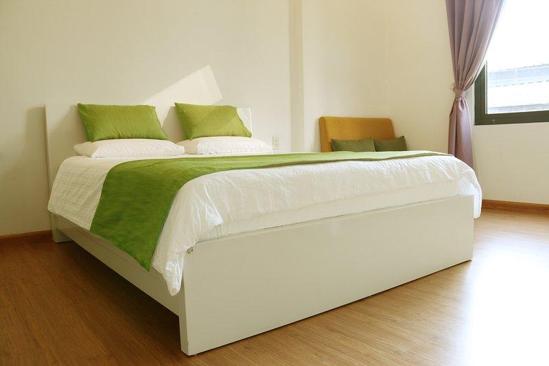 ThreeOaks3 - 1BR Modern Apt ❤City Center ❤, holiday rental in Ho Chi Minh City