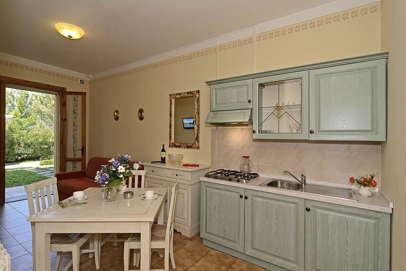 Appartamento con giardino, vacation rental in Terricciola