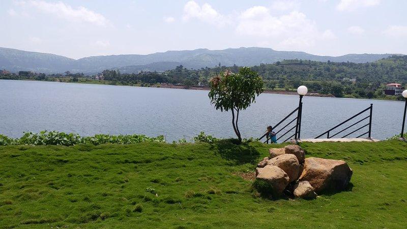Dream Lake Campers, Pawana lake, vacation rental in Lavasa
