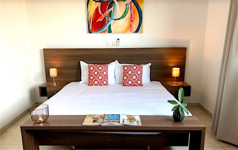 Abidjan - Villa Rok - Bedroom n°2, location de vacances à Grand Bassam