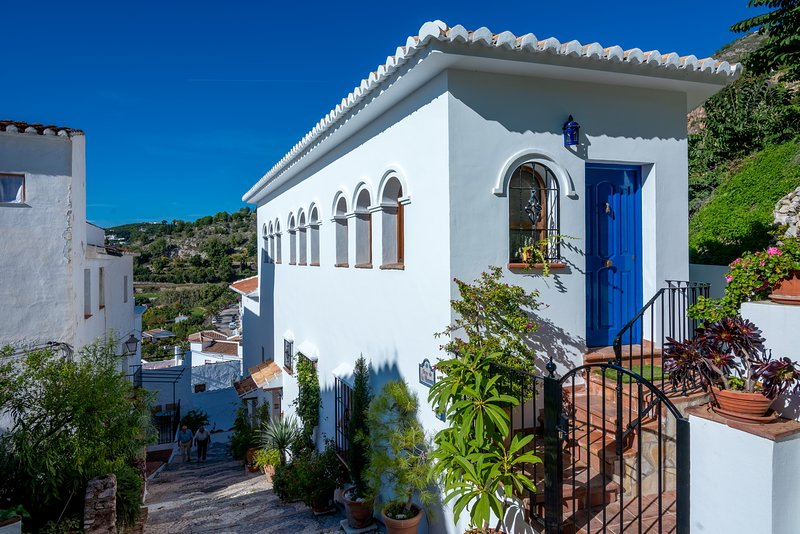 Arcos de la Almona, vacation rental in Frigiliana