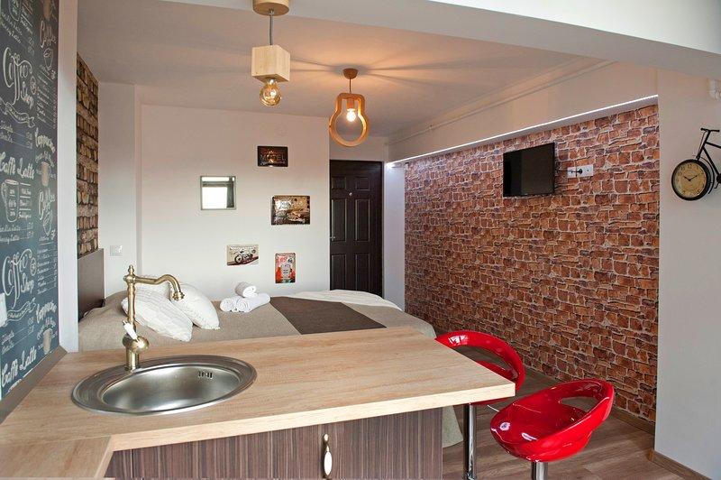 Designer Studio, holiday rental in Selimbar