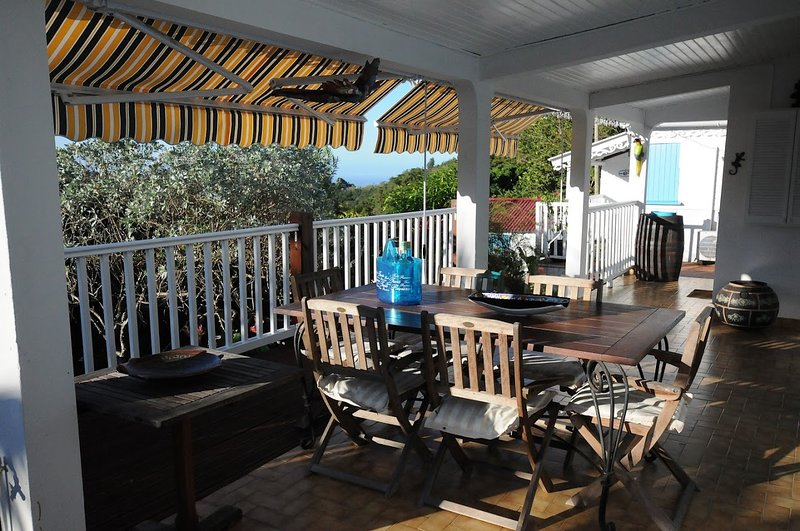 Beautiful house with garden & Wifi, holiday rental in Le Morne-Vert