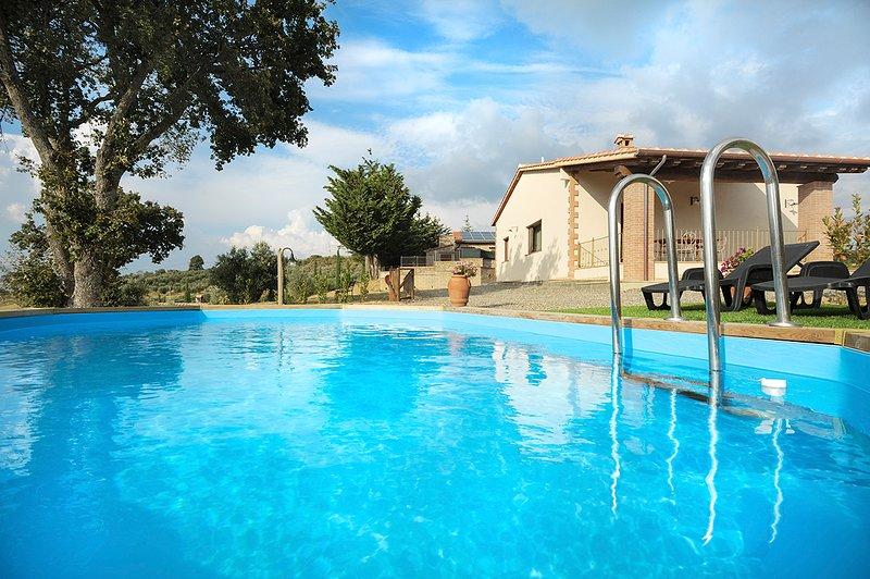 Villa indipendente con piscina privata, holiday rental in Cana