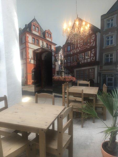 Patio / terrace