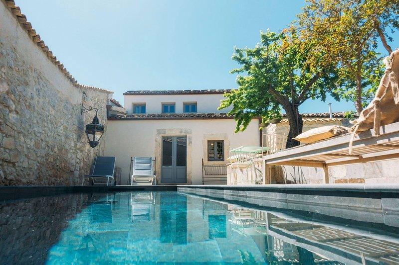 Villa Acreide, holiday rental in Giarratana