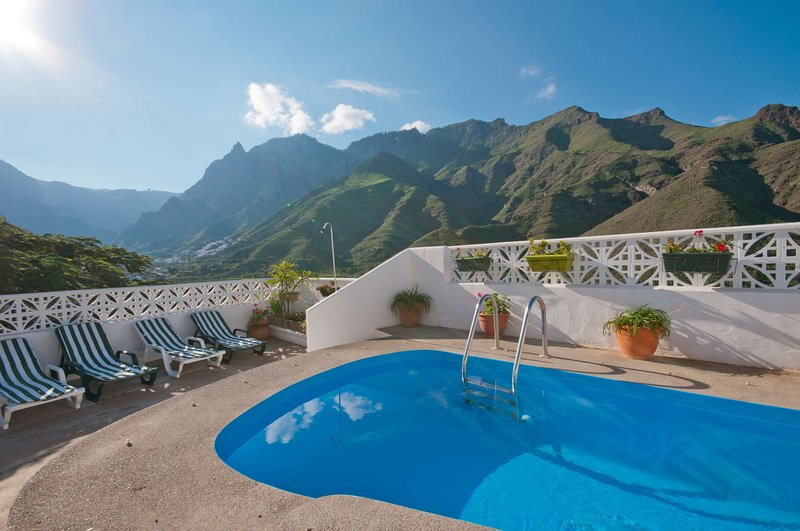 House - 2 Bedrooms with Pool and WiFi - 106857, holiday rental in Hoya de Pineda