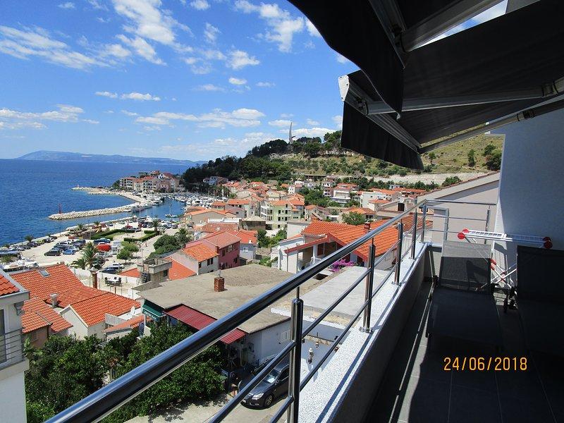 Apartmant Marinović 1, holiday rental in Podgora