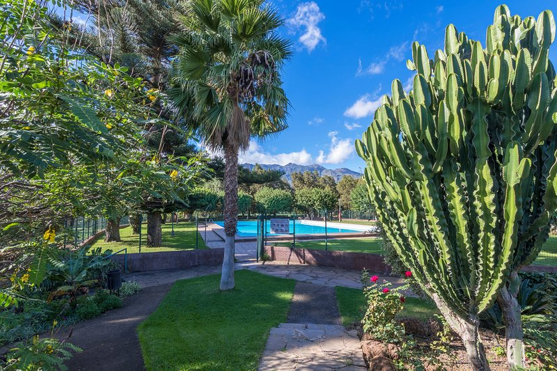 House - 3 Bedrooms with Pool and WiFi - 106826, holiday rental in Valsequillo